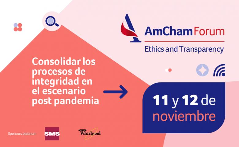 AmCham Argentina organiza un importante foro de Ética y Transparencia